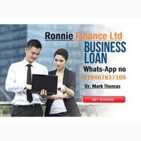 Бизнес-кредиты, финансирование