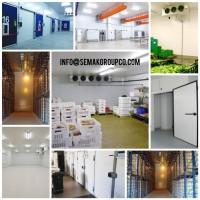 Строим холодильные склады и хранилища