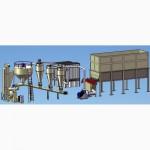 Оборудование гранулирования лузги подсолнечника