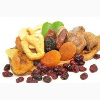 Сушенные фрукты(Сухофрукты) из Солнечного Узбекистана на экспорт