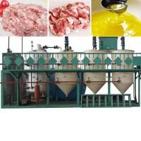 Оборудование для вытопки животного жира сырца, сала в пищевой, кормовой и технический жир