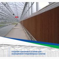 Охлаждение и вентиляция теплиц, животноводческих комплексов и производственных помещений
