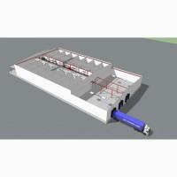 Высокотехнологичные холодильные склады / холодильник под ключ