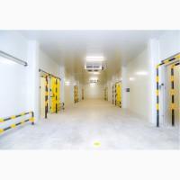 Строительство промышленных холодильных камер, овощехранилищ, морозильных камер под ключ