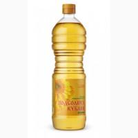 Продам масло подсолнечное фасованное РДВ